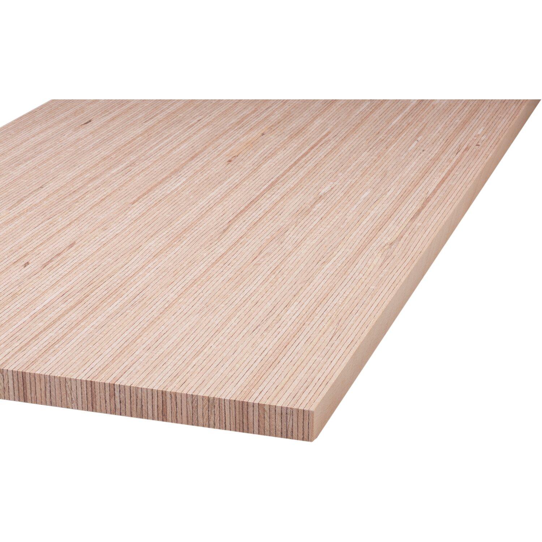 leimholz buche fineline 200 cm x 40 cm x 1 8 cm kaufen bei obi. Black Bedroom Furniture Sets. Home Design Ideas