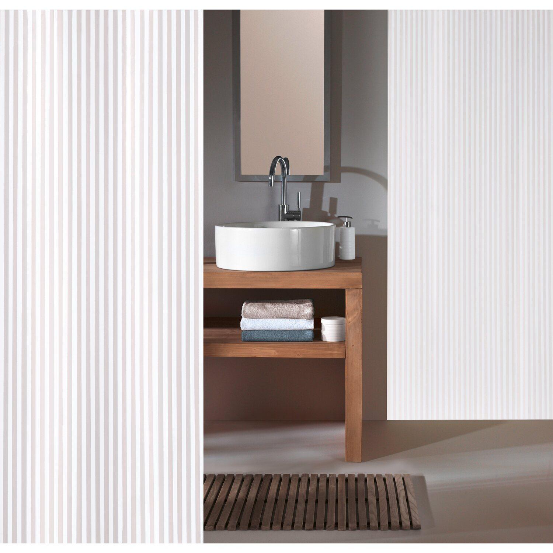 obi duschvorhang anna 120 cm x 200 cm wei kaufen bei obi. Black Bedroom Furniture Sets. Home Design Ideas