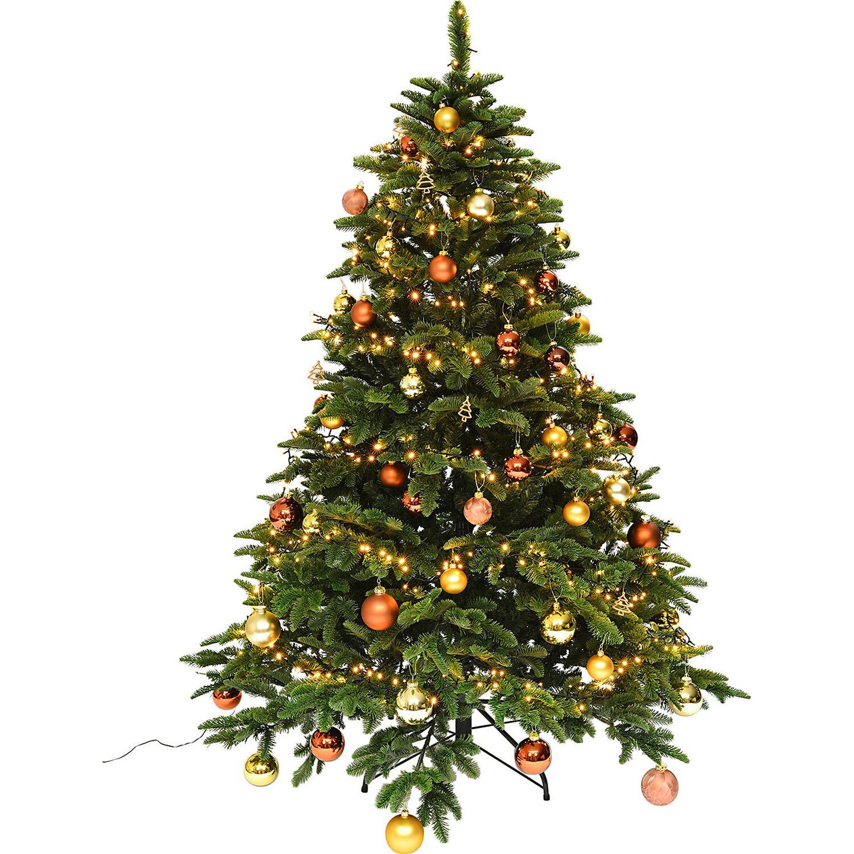 takasho k nstlicher weihnachtsbaum nordmanntanne 150 cm kaufen bei obi. Black Bedroom Furniture Sets. Home Design Ideas