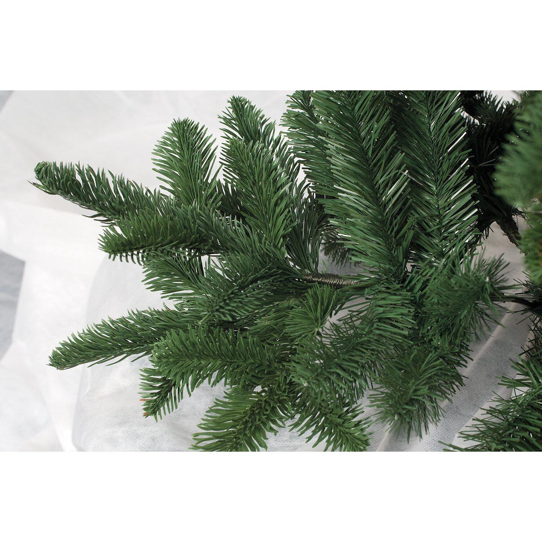 Künstlicher Weihnachtsbaum Wie Echt.Takasho Künstlicher Weihnachtsbaum Nordmanntanne 180 Cm