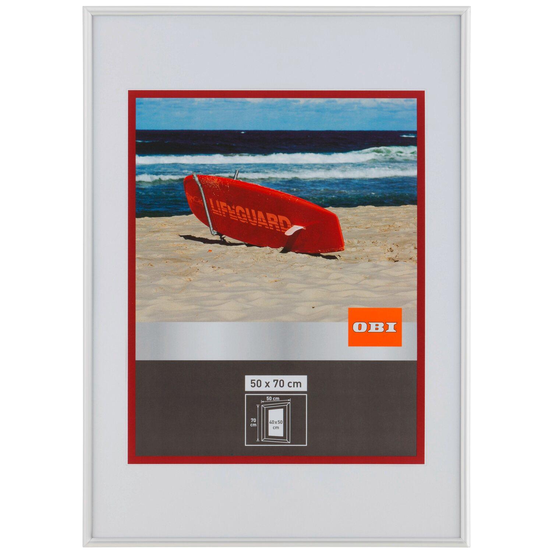 obi kunststoffrahmen 50 cm x 70 cm silber kaufen bei obi. Black Bedroom Furniture Sets. Home Design Ideas