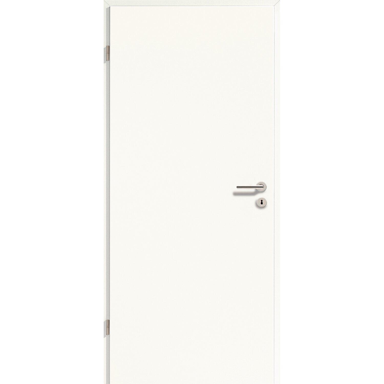 zimmert r cpl arctic wei 61 cm x 198 5 cm anschlag links kaufen bei obi. Black Bedroom Furniture Sets. Home Design Ideas