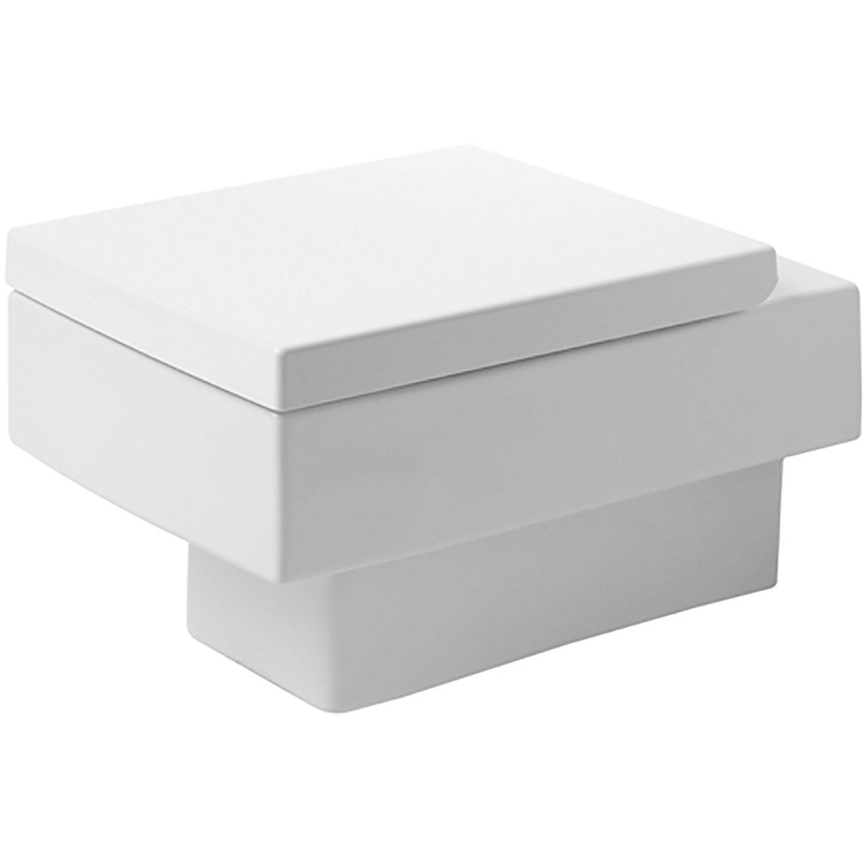 Duravit Wand-WC Vero Tiefspüler Weiß mit WonderGliss-Beschichtung Preisvergleich