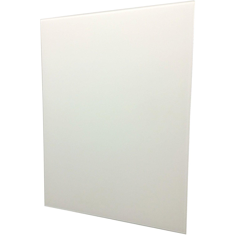 infrarot glas heizk rper w 120 cm x 60 cm wei kaufen bei obi. Black Bedroom Furniture Sets. Home Design Ideas