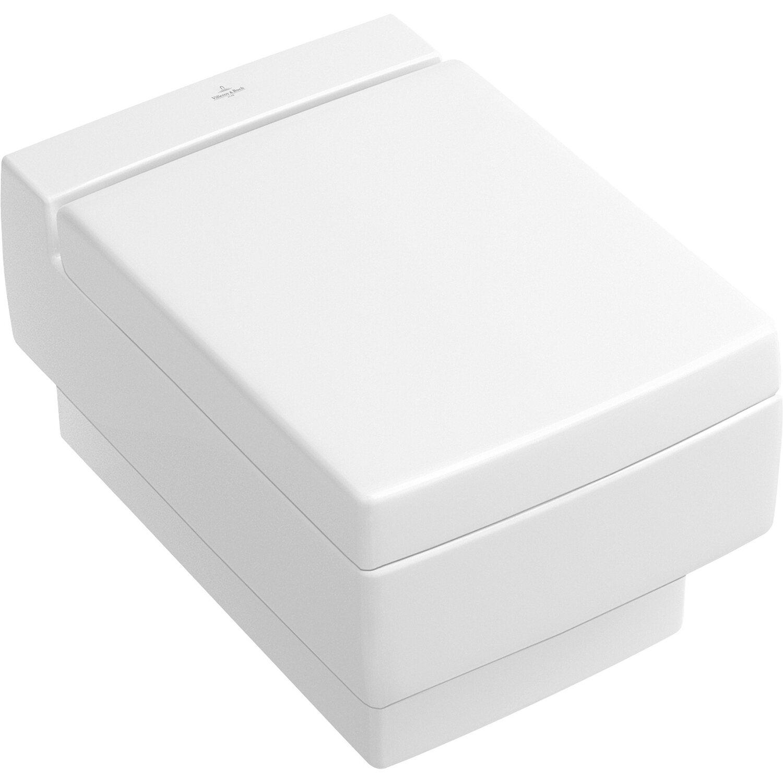 Villeroy boch wand wc memento tiefsp ler mit beschichtung wei kaufen bei obi - Wand wc mit spulkasten ...