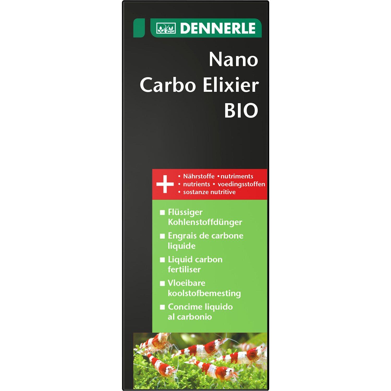 Nano Carbo Elixier Bio Flüssiger Kohlenstoff-Dü...