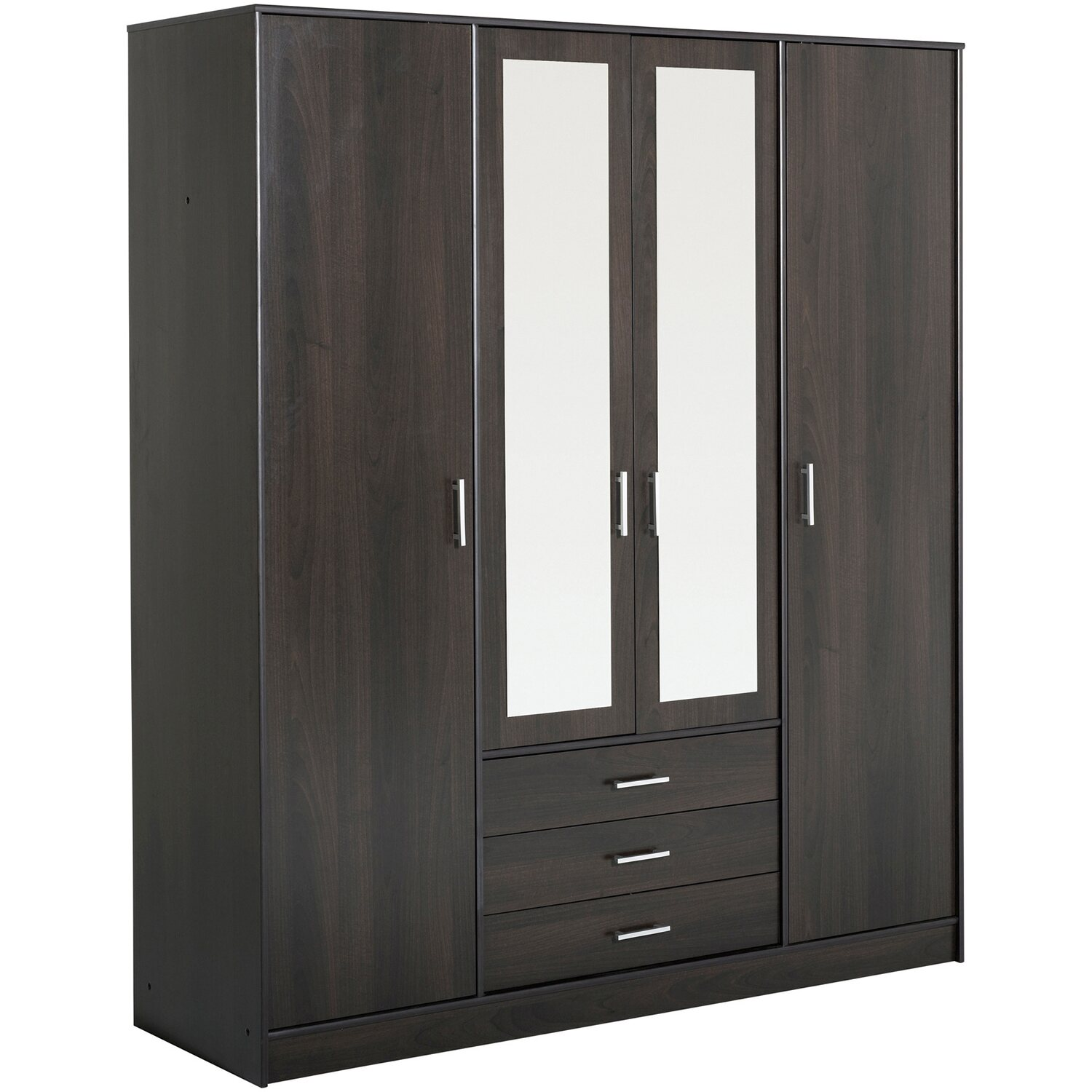 kleiderschrank online kaufen bei obi. Black Bedroom Furniture Sets. Home Design Ideas