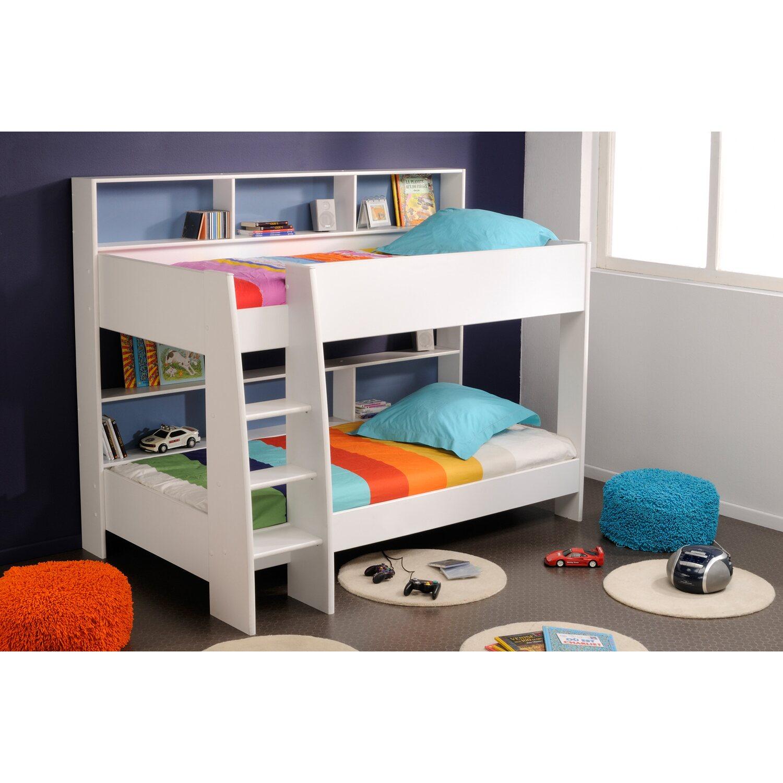 parisot etagenbett tam tam wei kaufen bei obi. Black Bedroom Furniture Sets. Home Design Ideas