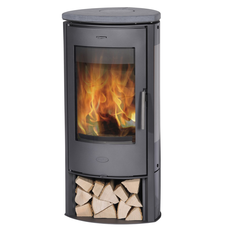 Fireplace Kaminofen Selun Speckstein Top A+