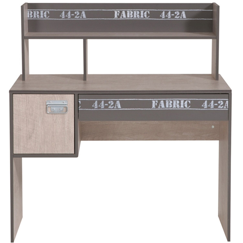 Parisot Schreibtisch Fabric Esche-Grau