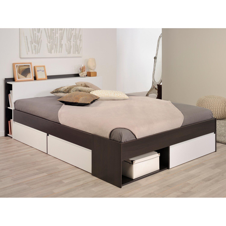 doppelbett mit stauraum machen sie den preisvergleich bei nextag. Black Bedroom Furniture Sets. Home Design Ideas