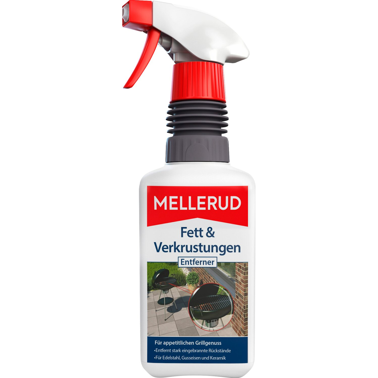 Mellerud Grillrost-Reiniger 0,5 l