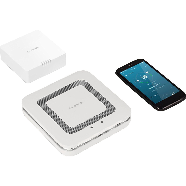 bosch twinguard rauchwarnmelder starter paket smart home wei kaufen bei obi. Black Bedroom Furniture Sets. Home Design Ideas