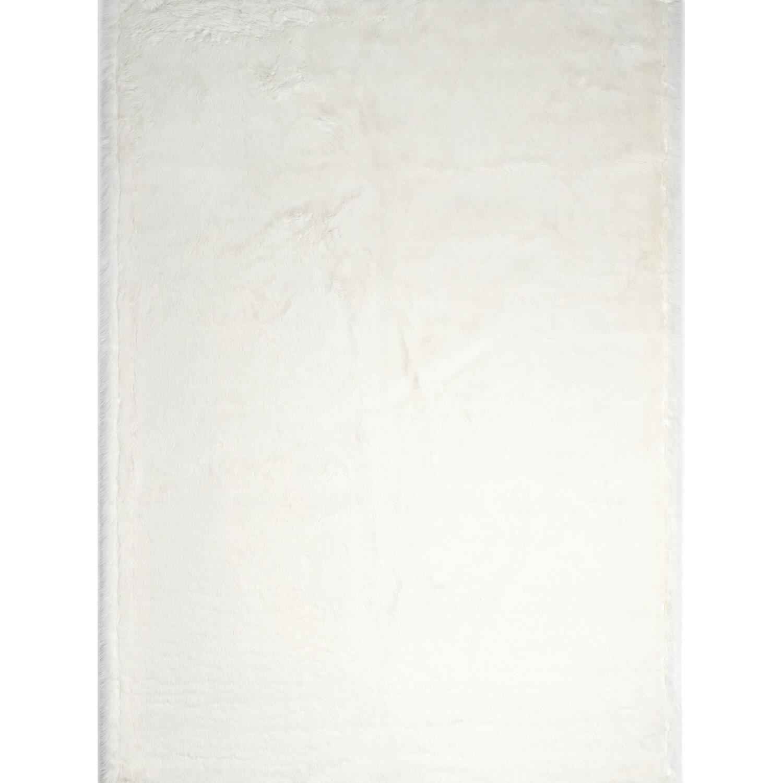 bb home passion Barbara Becker Teppich Flair 140 cm x 200 cm Weiß