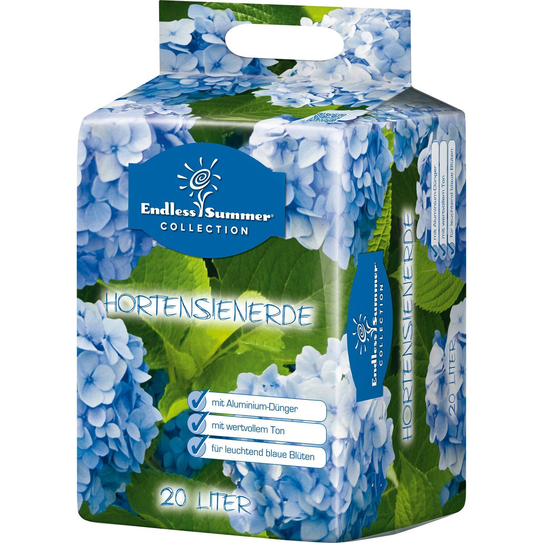 Endless Summer  Hortensienerde Blau 1 x 20 l