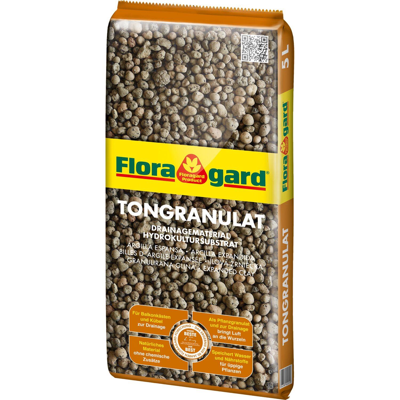 Floragard Blahton Tongranulat 1 X 5 L Kaufen Bei Obi