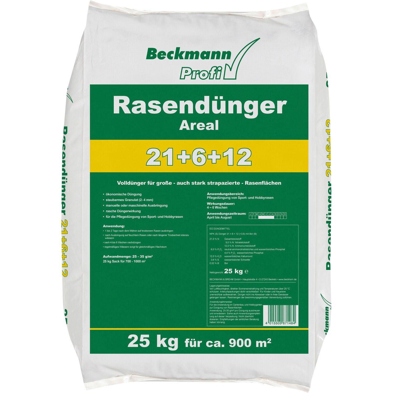 Beckmann  Profi Rasendünger Areal 25 kg