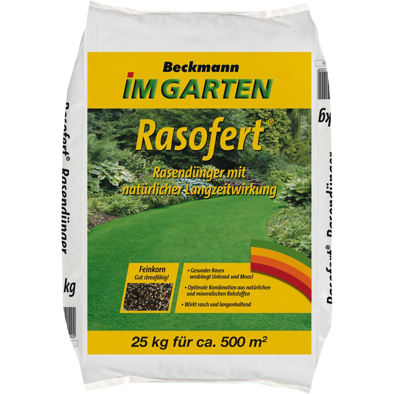 Beckmann  Rasofert Rasendünger Sofortwirkung 25 kg