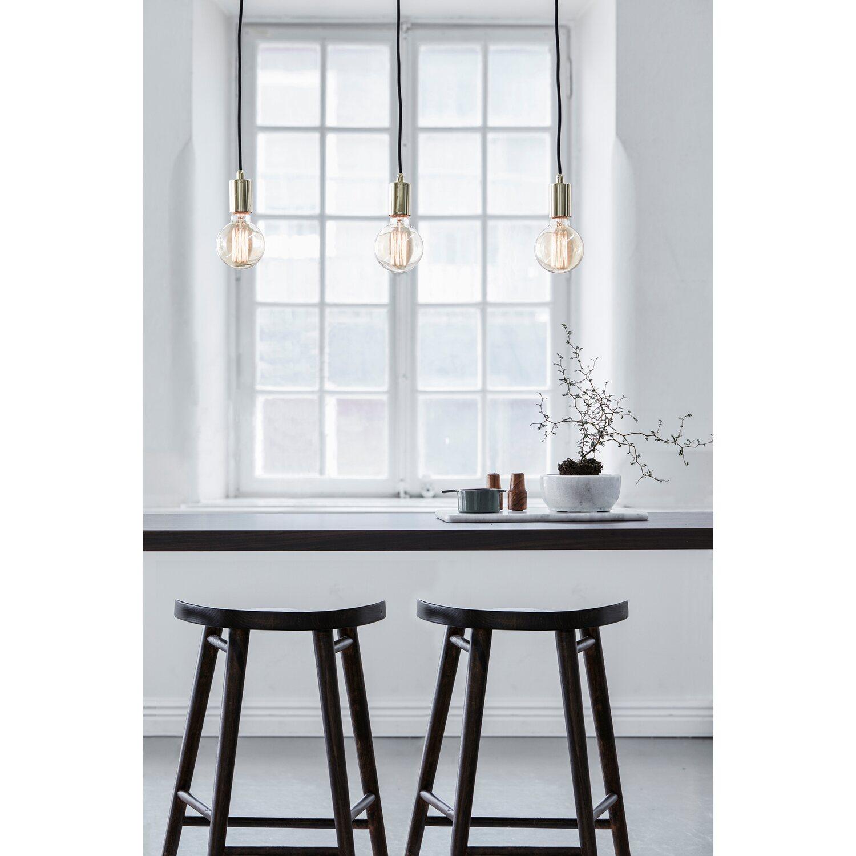 marksl jd pendelleuchte sky messing eek e a kaufen bei obi. Black Bedroom Furniture Sets. Home Design Ideas