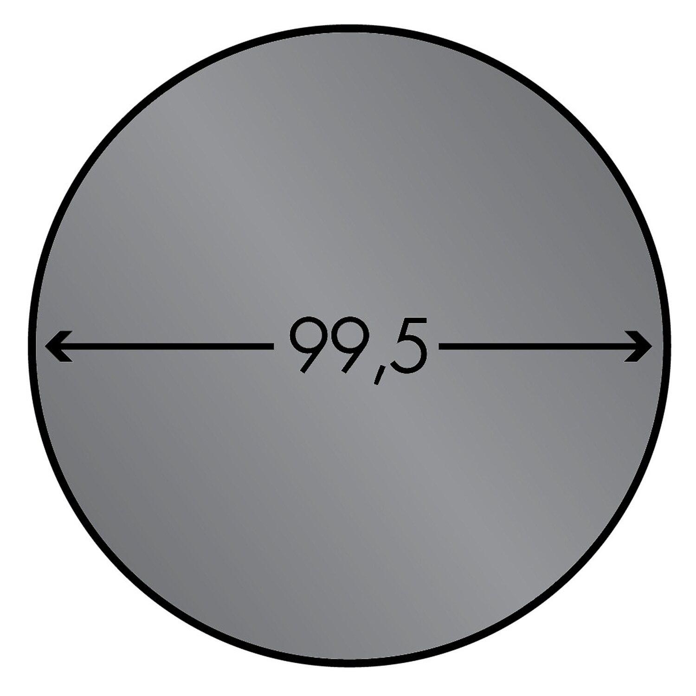 Caminos  Stahlbodenplatte Ø 995 mm