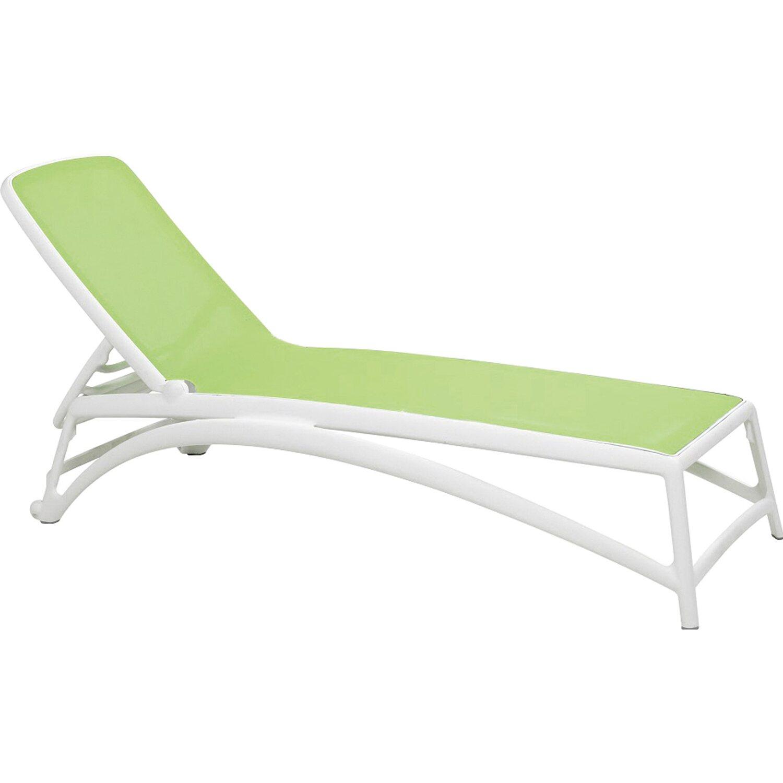 stapelliege alabama wei gr n kaufen bei obi. Black Bedroom Furniture Sets. Home Design Ideas