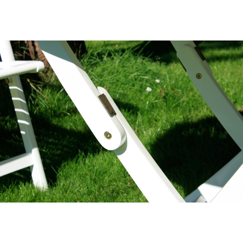 Garden Pleasure Hochlehner-Stuhl Toledo kaufen bei OBI