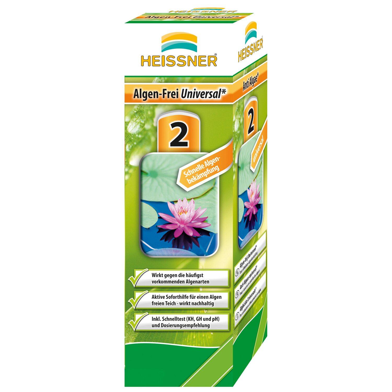 Heissner Algen-frei Universal 250 ml