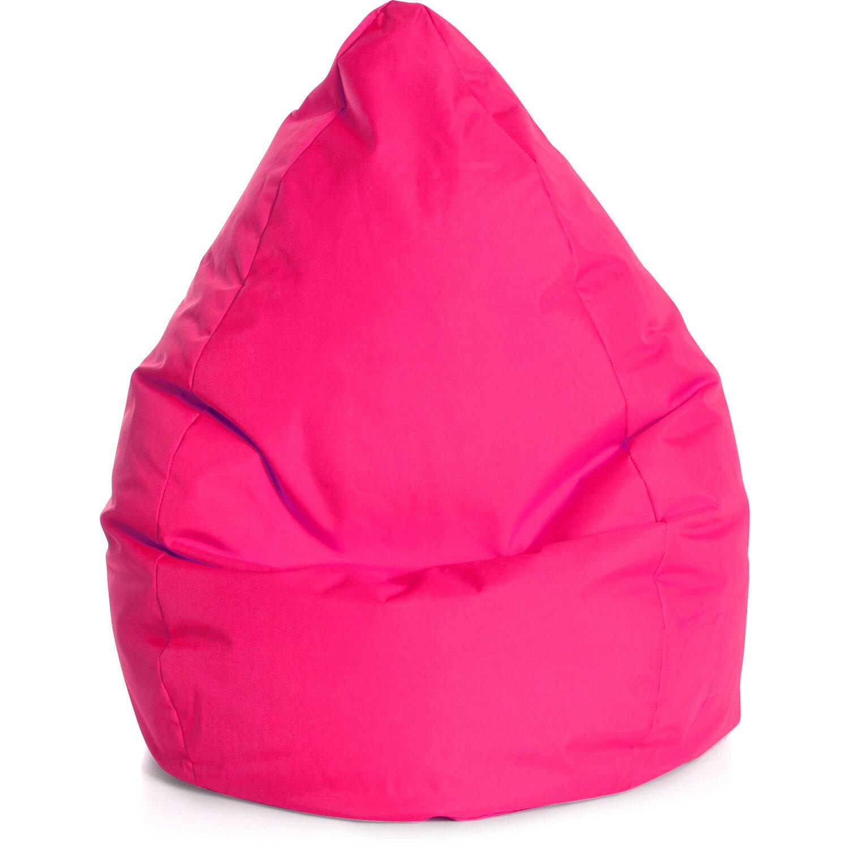 Sitting Point Sitzsack Beanbag Brava Xxl 300 L Pink Kaufen Bei Obi