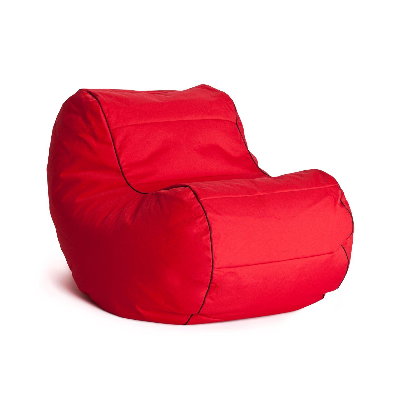Sitting Point Sitzsack ChillyBean Scuba 300 l Rot