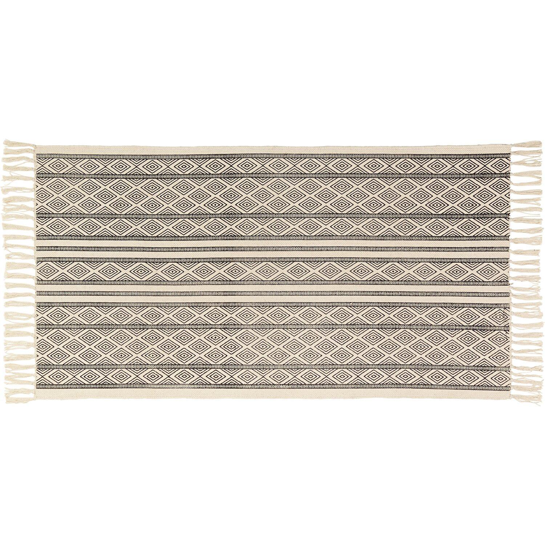 Baumwollteppich mit Druck 60 cm x 120 cm verschiedene Muster kaufen ...