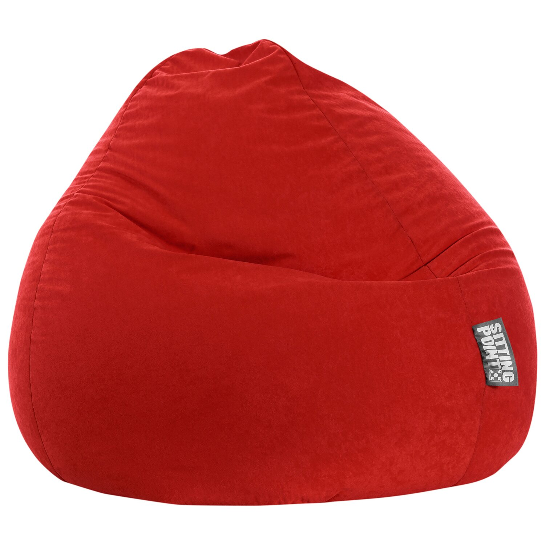 sitting point sitzsack easy 300 l rot kaufen bei obi. Black Bedroom Furniture Sets. Home Design Ideas