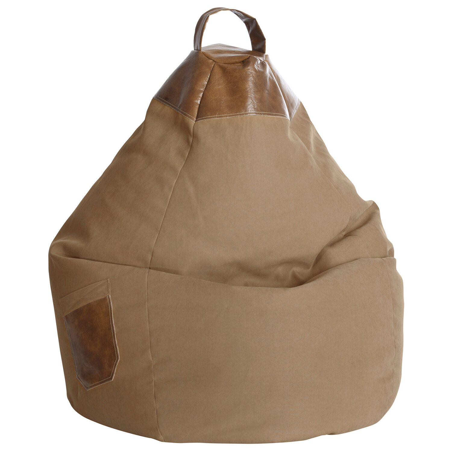 Sitting Point Sitzsack Beanbag Jamie 220 l Sand