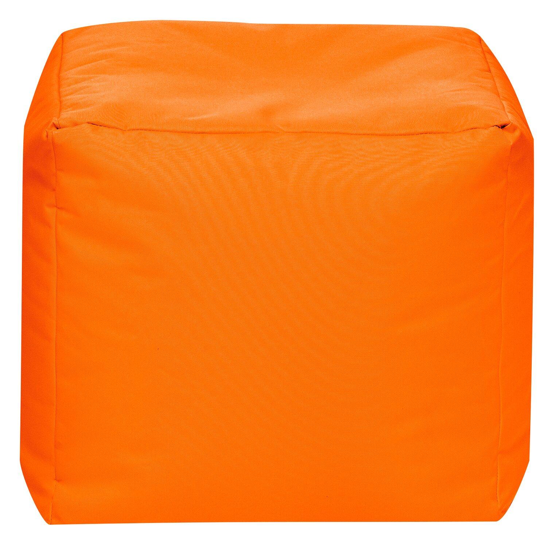 Sitting Point Sitzwürfel Orange