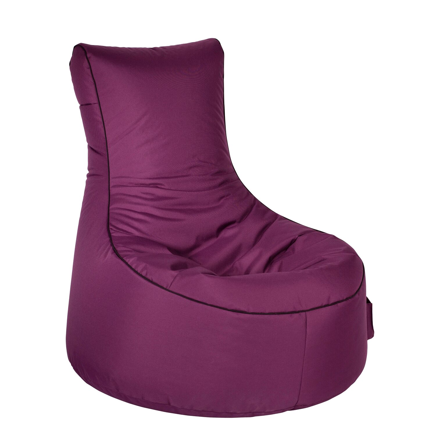 sitting point sitzsack swing scuba 300 l aubergine kaufen. Black Bedroom Furniture Sets. Home Design Ideas