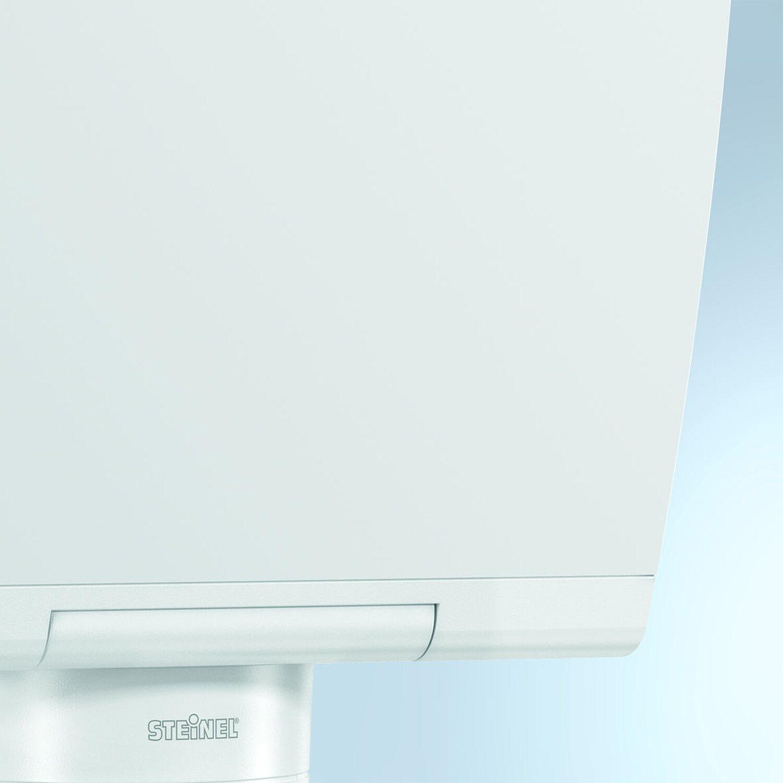 Steinel LED Strahler XLED Home 2 Weiß mit Bewegungsmelder