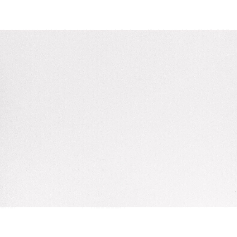 Flex Well Flex-Well Arbeitsplatte 150 x 60 x 3,8 cm Weiß
