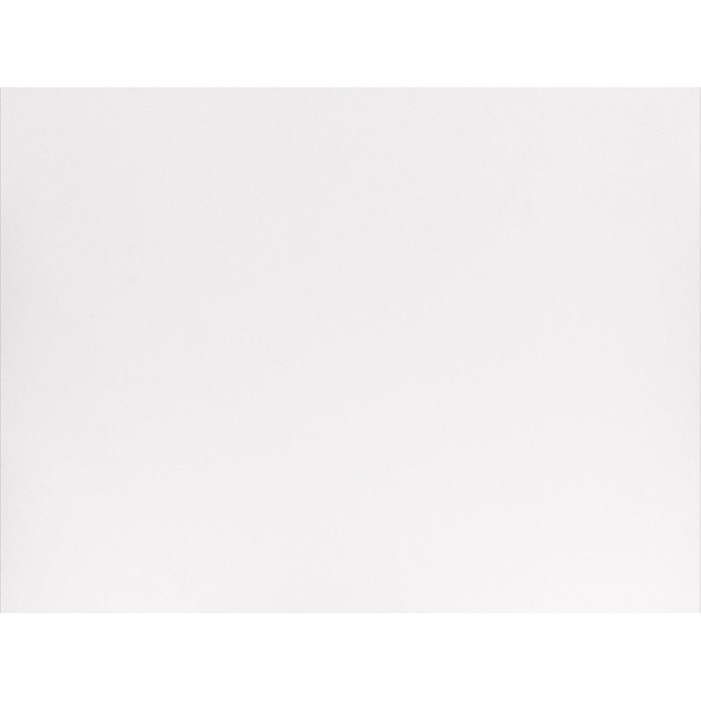 Flex Well Flex-Well Arbeitsplatte 210 x 60 x 3,8 cm Weiß