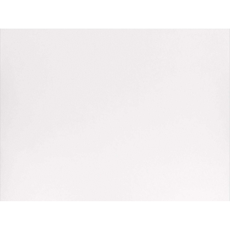 Flex Well Flex-Well Arbeitsplatte 220 x 60 x 3,8 cm Weiß