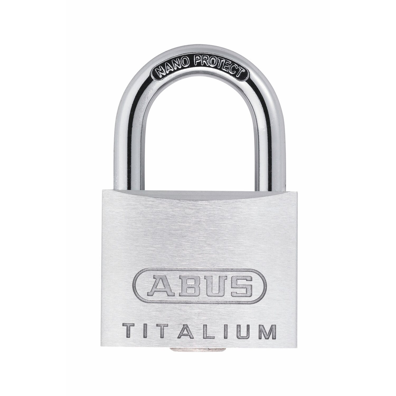 Abus  Titalium-Vorhangschloss 64TI/30 Twins B/SB