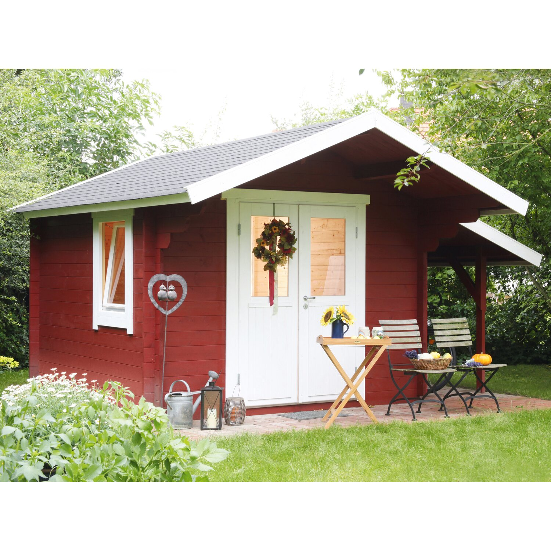 wolff finnhaus holz gartenhaus mona 34 a b x t 300 cm x 240 cm kaufen bei obi. Black Bedroom Furniture Sets. Home Design Ideas