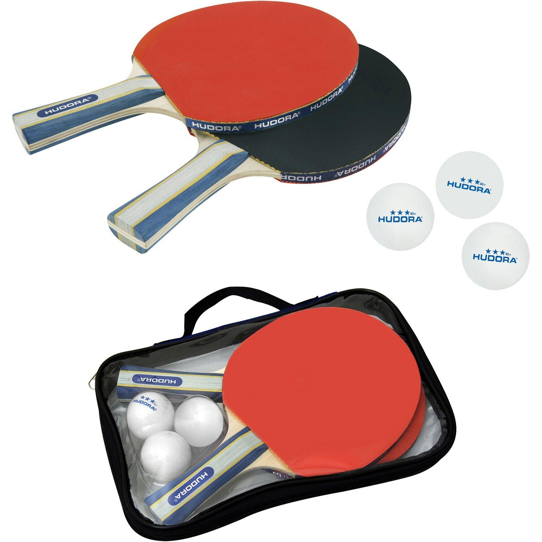 hudora tischtennis-set new contest 2.0 kaufen bei obi