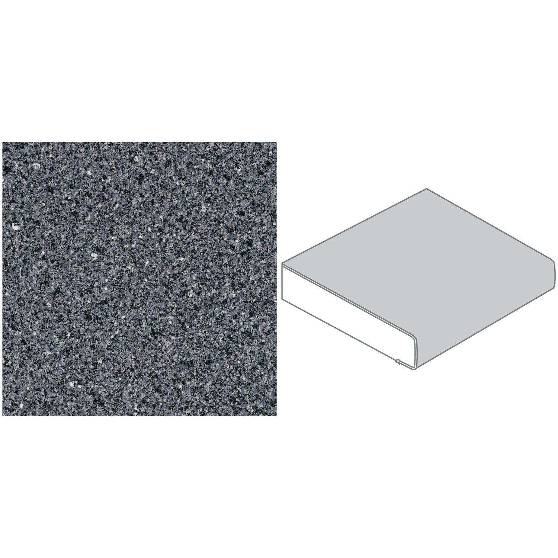 Arbeitsplatte 60 Cm X 3 9 Cm Stein Blau Schwarz St18 C Max 2 96 M