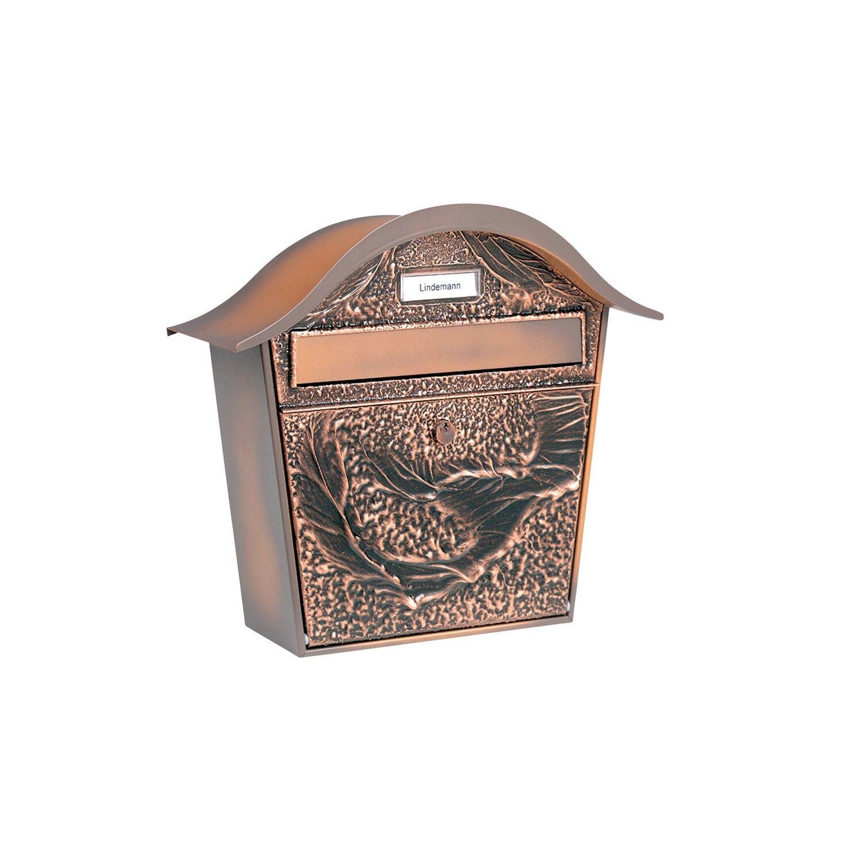 Burg w chter briefkasten roma 1842 kupfer kaufen bei obi - Briefkasten kaufen obi ...