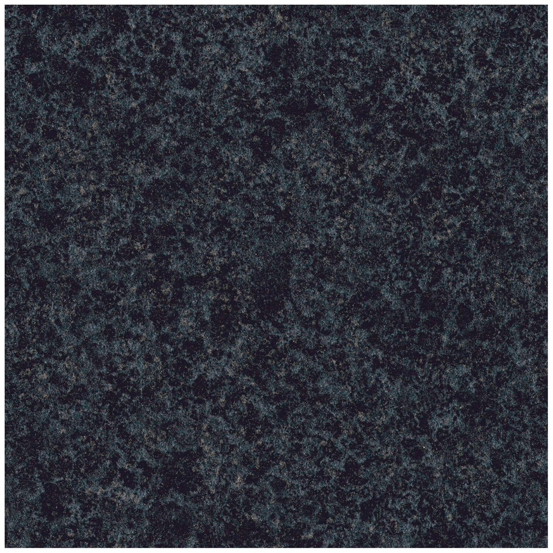 Arbeitsplatte 60 cm x 3 9 cm rena schwarz blau re 128 for Arbeitsplatte blau