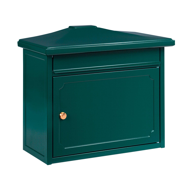 Burg w chter briefkasten kopenhagen gr n kaufen bei obi - Briefkasten kaufen obi ...