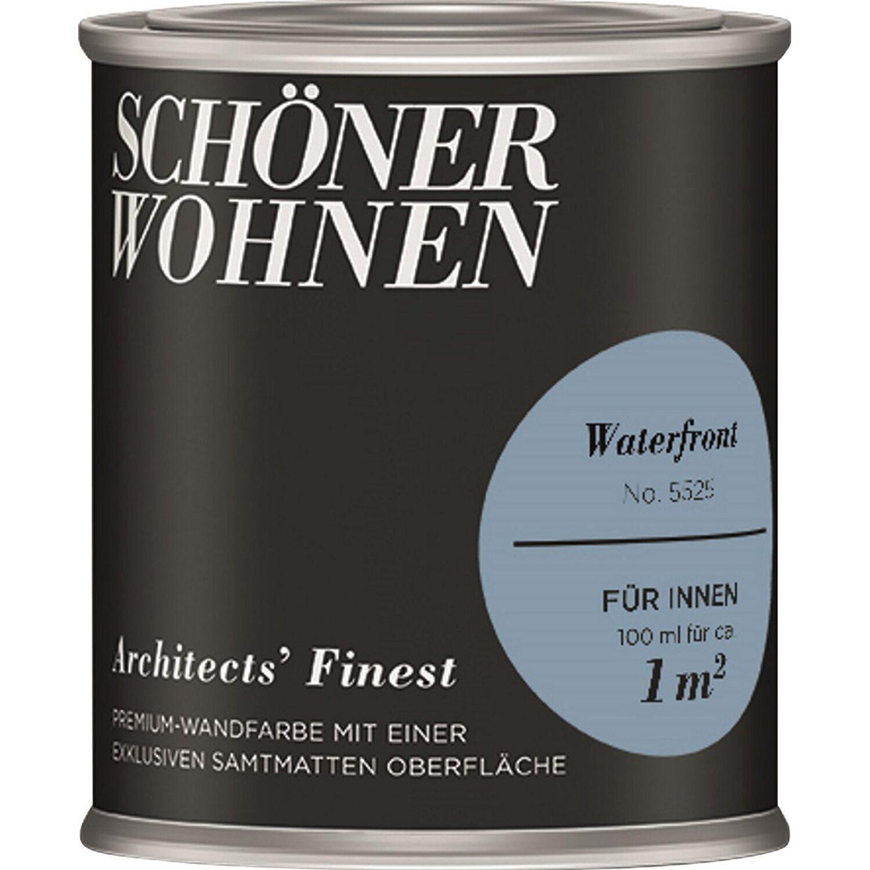 Schöner Wohnen Architects\' Finest Waterfront samtmatt 100 ml