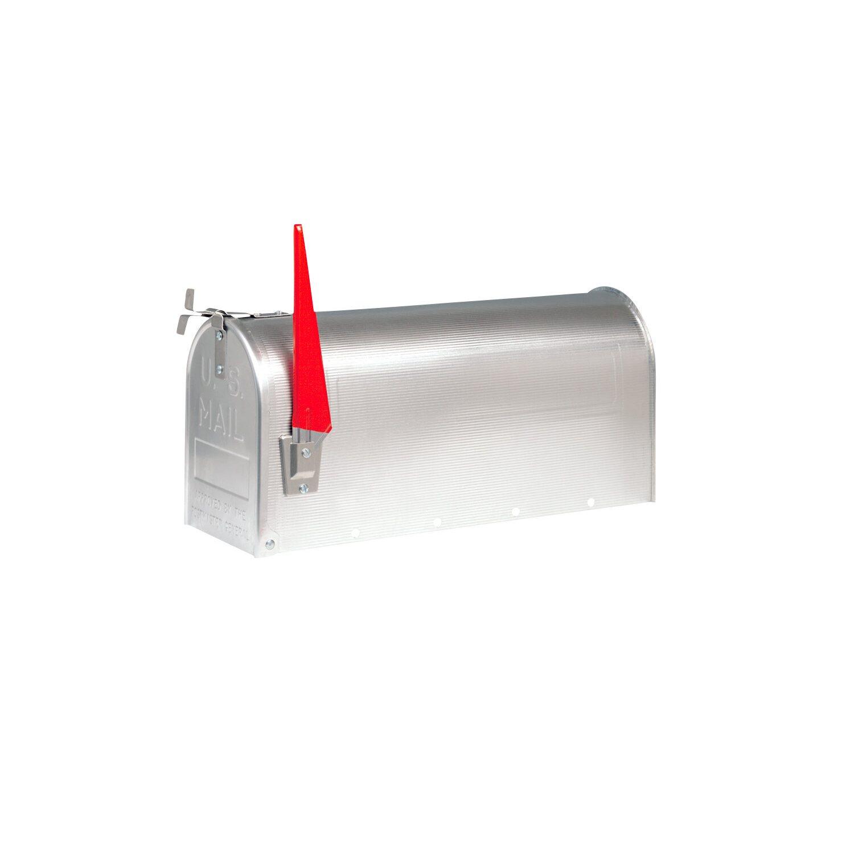 Burg w chter us mailbox 892 aluminium kaufen bei obi - Briefkasten kaufen obi ...