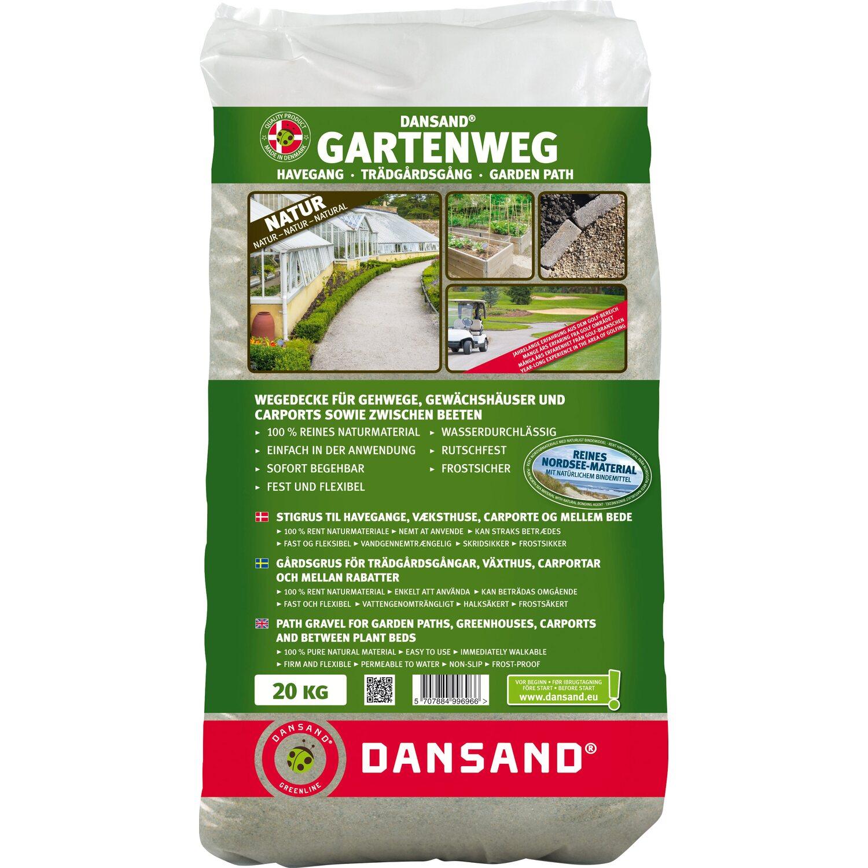 Dansand  Gartenweg 20 kg
