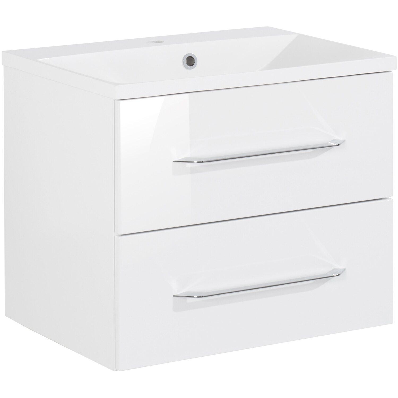 Waschbecken mit unterschrank weiß  Waschbecken mit Unterschrank kaufen bei OBI
