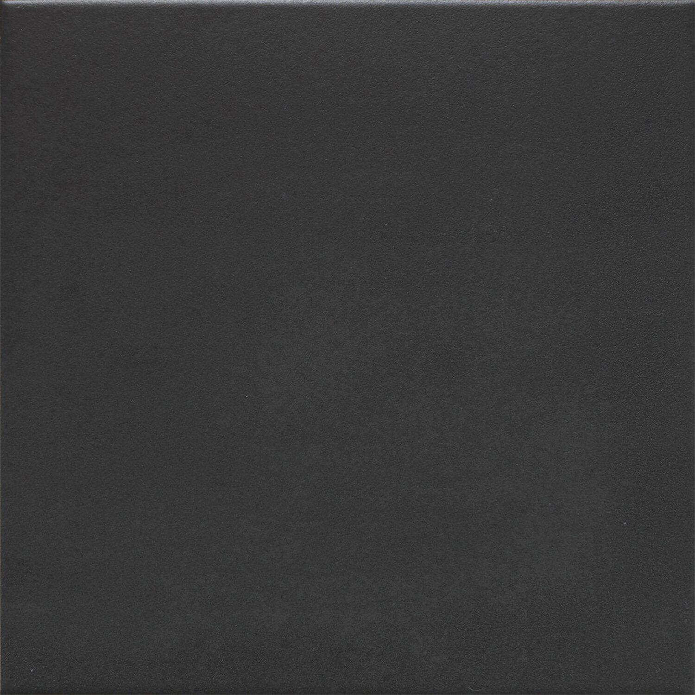 Feinsteinzeug Ciment Noir 20 cm x 20 cm